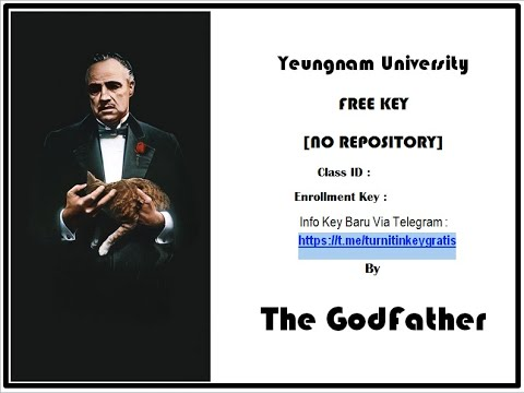 Download [FREE TURNITIN] -  Yeungnam University   by The GodFather Mp4 HD Video and MP3
