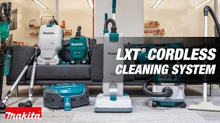 "MAKITA 18V X2 (36V) LXT® Brushless 1.3 Gallon HEPA Filter 12"" Upright Vacuum - Thumbnail"