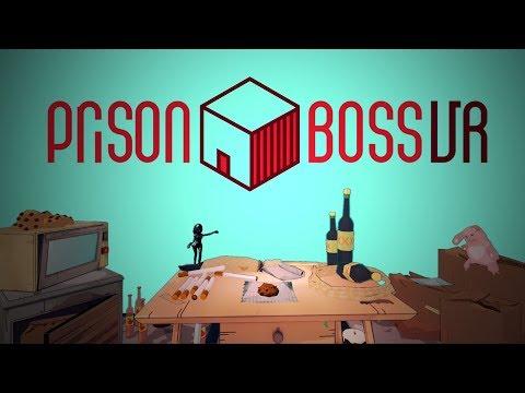 Prison Boss VR -  Launch Trailer thumbnail
