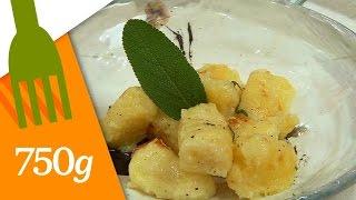 Gnocchi Beurre De Sauge - 750g