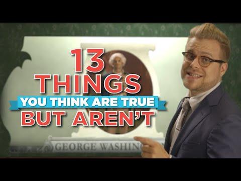 13 věcí, kterým věříme, ale nejsou pravda