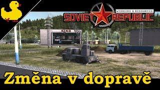 Drahá chyba - Workers & Resources: Soviet Republic CZ #09