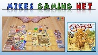 Camel Up | Verlag: Pegasus Spiele | eggertspiele