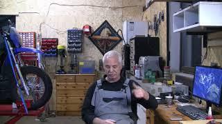 2 Takt Ölpumpe einstellen und Neues aus der Schrauberbude