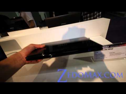 MSI U270 Review!