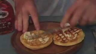 Frozen Waffles Have It Bad