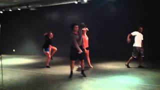 """Point B Dance - Cathy Patterson - """"Hold My Heart"""" Grp 2"""