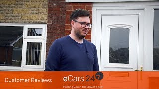 Chris buys a used car from eCars247