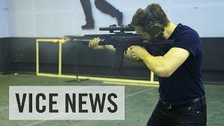 Rebranding The AK47 A Weapon Of Peace