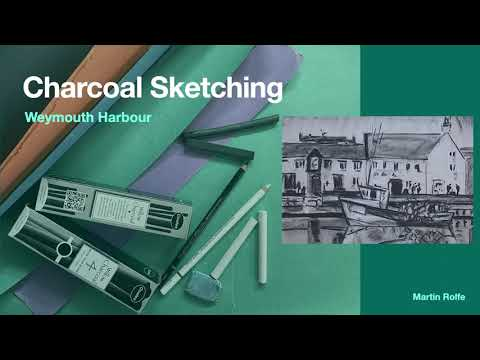 Thumbnail of Sketching with Charcoal