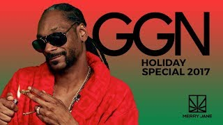 GGN - Karreuche, Too $hort, and More Celebrate the Holidays With Uncle Snoop | GGN NEWS