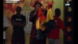 GHANA MUSIC AWARDS 2009 SWAY FROM uKGh PERFORMS F UR X