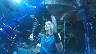 Scott Travis - Judas Priest - The Rage - Fresno 2015