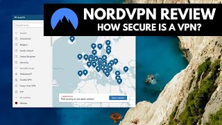 NordVPN Review: How secure is a VPN?