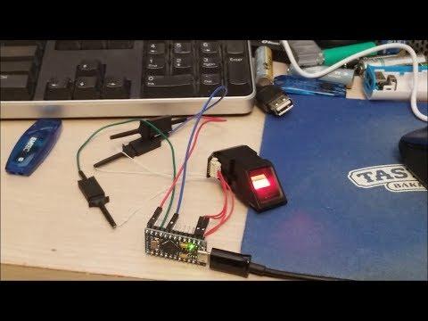 Quick Project: DIY USB RGB Fingerprint Reader