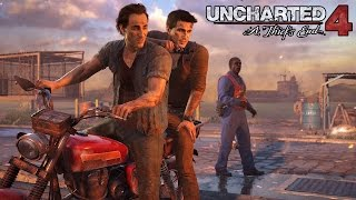 Uncharted 4: A Thief's End - New Extended Demo Gameplay