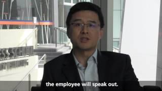 Speaking up or staying quiet: Understanding employee voice behaviour