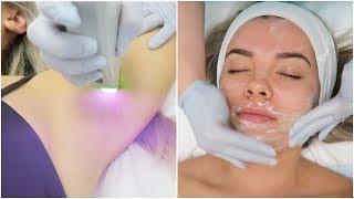 Laser Hair Removal & Microdermabrasion VLOG ♡ Jasmine Hand