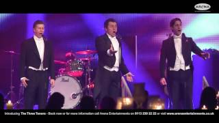 Arena Entertainment The Three Tenors