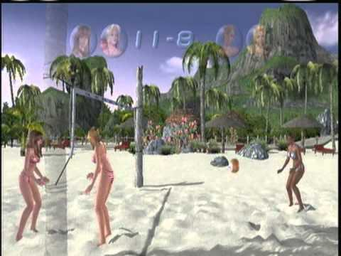 Dead or Alive : Xtreme Beach Volleyball Xbox