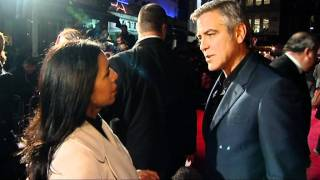 The Ides Of March - George Clooney Interview [HD]