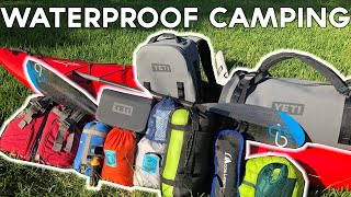 KAYAK CAMPING Pack List 2020 - Everything You Need To Bring