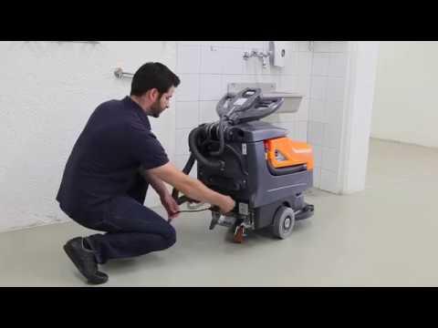 TASKI swingo 455 B zemin temizlik makinesi
