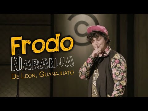 Frodo Naranja Stand Up Comedy Central León, Gto.