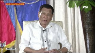 Duterte holds one-on-one talk with Panelo
