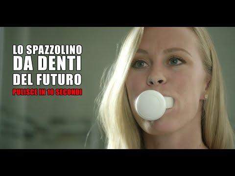 Il futuro degli spazzolini da denti