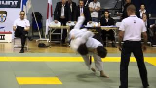 Hokutoryu Jujutsu SM 2015 Men -86kg Final. Vainio.