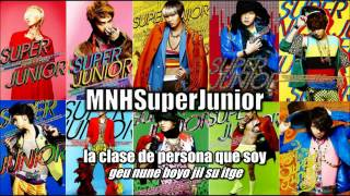 Sunflower - Super Junior SUB ESPAÑOL+ROM