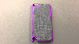*CLOSED* Day 15: Poetic Tempo IPod Touch 5 Case