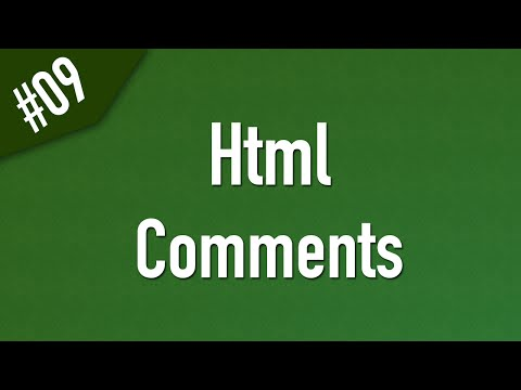 تعلم Html القائمة #1 الفديو #9