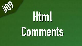 نظام التعليقات وكل ما يخصها في لغة Html و كيفية عمل تعليق