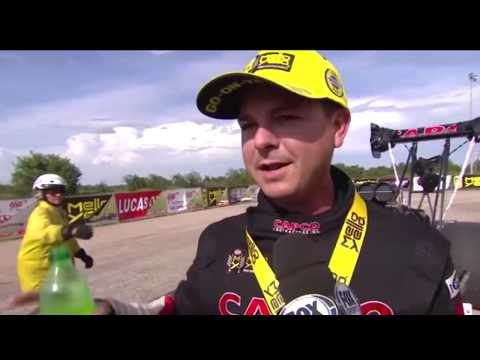 TORRENCE, HIGHT SCORE EMOTIONAL NHRA DALLAS VICTORIES