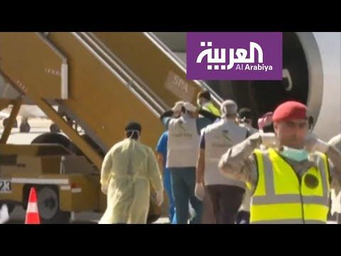 العرب اليوم - شاهد: تكلفة إجلاء الطلاب السعوديين الـ 10 من ووهان الصينية إلى الرياض