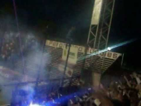 """""""♪La locura el descontrol y la alegría, xq La Plata siempre fue Tripa♪ en Pergamino"""" Barra: La Banda de Fierro 22 • Club: Gimnasia y Esgrima • País: Argentina"""