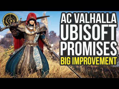 Secret Nerf & Ubisoft Promises Big Improvement For Assassin's Creed Valhalla (AC Valhalla)