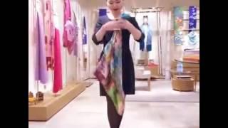 Лайфхаки для шарфа