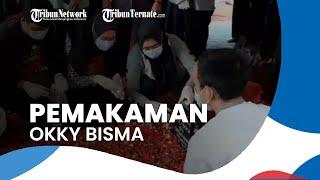 Suasana Pemakaman Pramugara Pesawat Sriwijaya Air SJ-182 Okky Bisma, Keluarga: Semoga Syahid