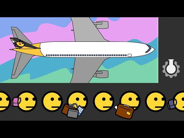 Математики рассчитали оптимальный метод посадки в самолет