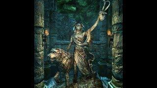 The Elder Scrolls V - Skyrim #11 СВЯТИЛИЩЕ  КЛАВИКУСА ВАЙЛА