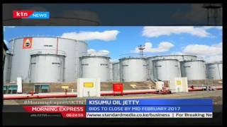 KPC advertises bids for construction of Kisumu oil jetty in a bid to boost petroleum transportation