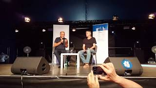 Naživo: Andrej Kiska na festivale Pohoda.