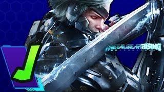Metal Gear Rising - Doing Metal Gear Better than Kojima