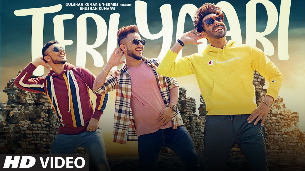 Teri Yaari Song Lyrics - New Song 2020| Millind Gaba, Aparshakti Khurana, King Kaazi Lyrics