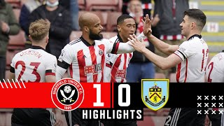 Sheffield United 1-0 Burnley Pekan 38