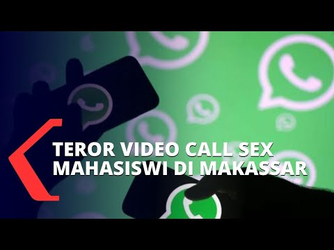 teror video call sex belasan mahasiswi jadi korban