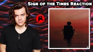 Harry Styles - Sign of the Times | Track Review